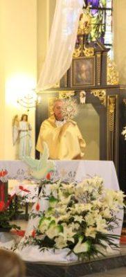 Błogosaławieńśtwo Najświętszym Sakramentem