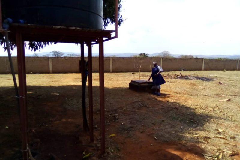 Studnia Siostry Dulcissimy w Tanzanii