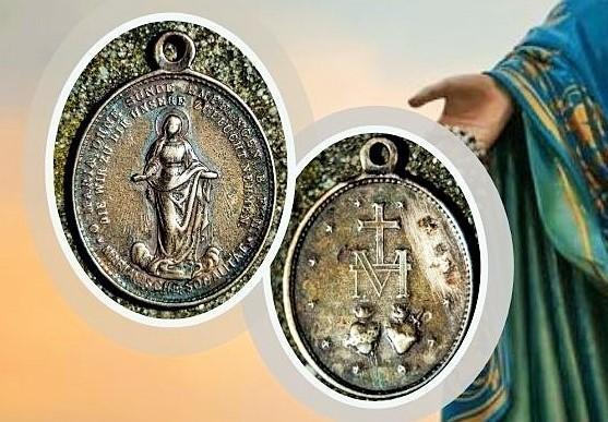 Dlaczego ten medalik jest cenny?